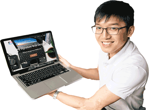 Freelance Web Designer in Penang